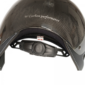 Casque carbone ajustable...
